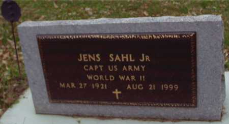 SAHL, JENS JR. - Ida County, Iowa | JENS JR. SAHL