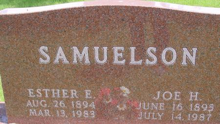 SAMUELSON, JOE - Ida County, Iowa | JOE SAMUELSON