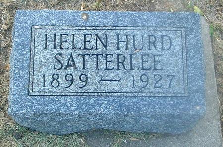 HURD SATTERLEE, HELEN - Ida County, Iowa | HELEN HURD SATTERLEE