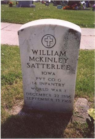 SATTERLEE, WILLIAM - Ida County, Iowa | WILLIAM SATTERLEE