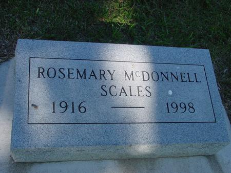SCALES, ROSEMARY - Ida County, Iowa | ROSEMARY SCALES