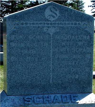SCHADE, HENRY - Ida County, Iowa | HENRY SCHADE
