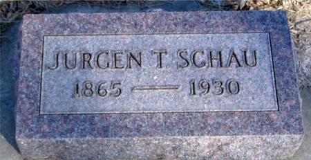 SCHAU, JURGEN T. - Ida County, Iowa | JURGEN T. SCHAU