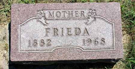 SCHERNER, FRIEDA - Ida County, Iowa | FRIEDA SCHERNER