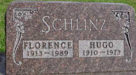 SCHLINZ, HUGO & FLORENCE - Ida County, Iowa | HUGO & FLORENCE SCHLINZ
