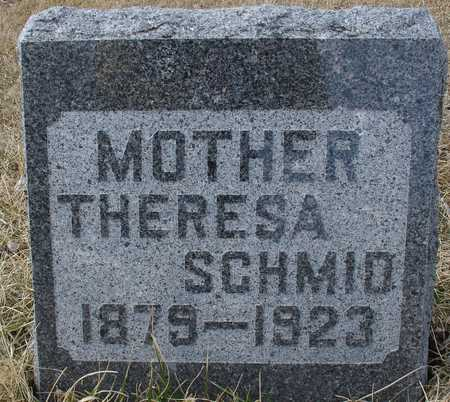 SCHMID, THERESA - Ida County, Iowa | THERESA SCHMID