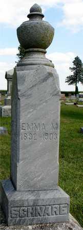 SCHNARE, EMMA M. - Ida County, Iowa | EMMA M. SCHNARE