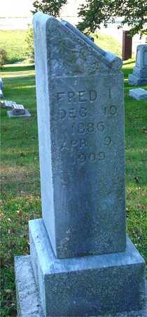 SCHREPFER, FRED I. - Ida County, Iowa | FRED I. SCHREPFER