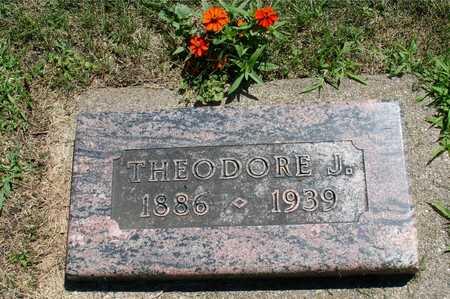 SCHROEDER, THEODORE J. - Ida County, Iowa | THEODORE J. SCHROEDER