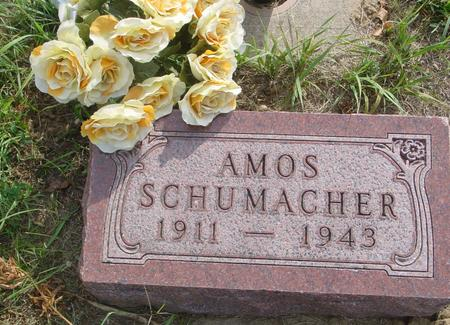 SCHUMACHER, AMOS - Ida County, Iowa | AMOS SCHUMACHER