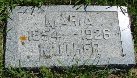 SCHUMANN, MARIA - Ida County, Iowa | MARIA SCHUMANN