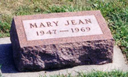 SCOTT, MARY JEAN - Ida County, Iowa | MARY JEAN SCOTT