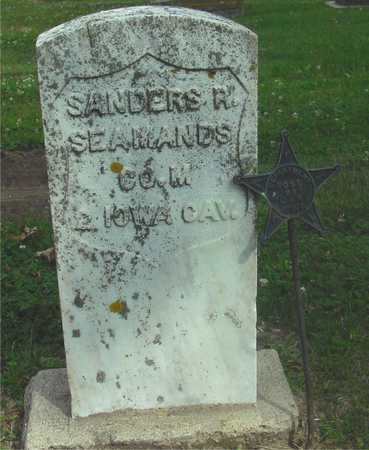 SEAMONDS, SANDERS R. - Ida County, Iowa | SANDERS R. SEAMONDS