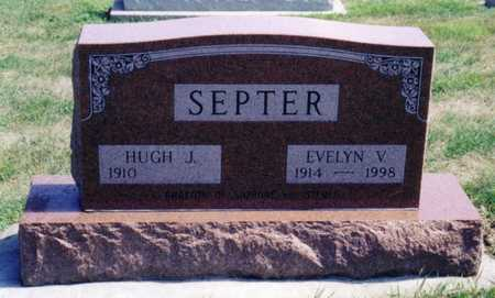 SEPTER, HUGH J. - Ida County, Iowa | HUGH J. SEPTER