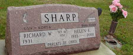 SHARP, RICHARD & HELEN - Ida County, Iowa | RICHARD & HELEN SHARP