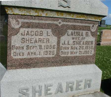 SHEARER, JACOB L. - Ida County, Iowa | JACOB L. SHEARER