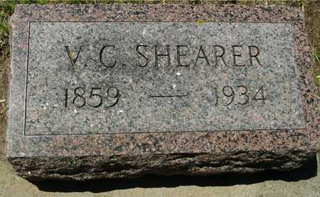 SHEARER, V. C. - Ida County, Iowa | V. C. SHEARER