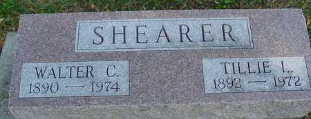 SHEARER, WALTER & TILLIE - Ida County, Iowa | WALTER & TILLIE SHEARER