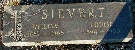 SIEVERT, WILLIAM - Ida County, Iowa | WILLIAM SIEVERT