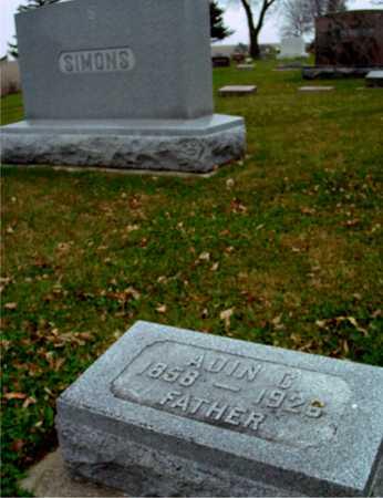 SIMONS, ADIN C. - Ida County, Iowa | ADIN C. SIMONS