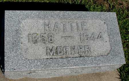 SIMONS, HATTIE - Ida County, Iowa | HATTIE SIMONS