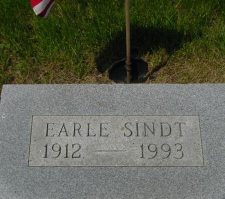 SINDT, EARLE - Ida County, Iowa | EARLE SINDT