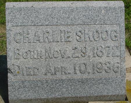 SKOOG, CHARLIE - Ida County, Iowa | CHARLIE SKOOG
