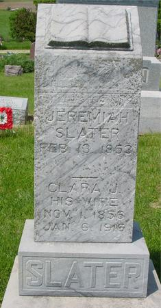 SLATER, JEREMIAH - Ida County, Iowa | JEREMIAH SLATER