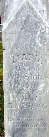 SLATER, MRS. WILLIAM - Ida County, Iowa | MRS. WILLIAM SLATER