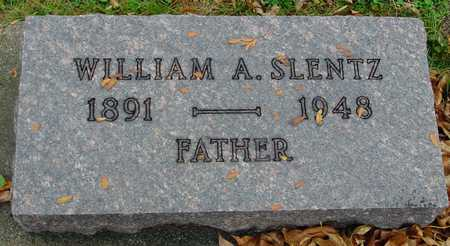 SLENTZ, WILLIAM A. - Ida County, Iowa | WILLIAM A. SLENTZ
