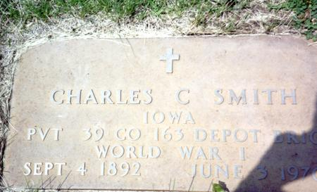 SMITH, CHARLES C. - Ida County, Iowa | CHARLES C. SMITH