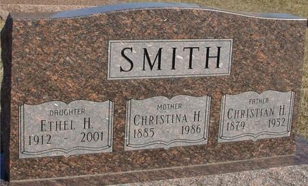 SMITH, CHRISTIAN & CHRISTINA - Ida County, Iowa | CHRISTIAN & CHRISTINA SMITH