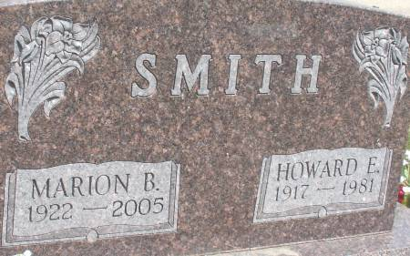 SMITH, MARION B. - Ida County, Iowa | MARION B. SMITH