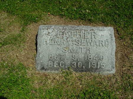 SMITH, HENRY SEWARD - Ida County, Iowa | HENRY SEWARD SMITH