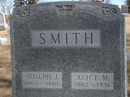 SMITH, JOSEPH & ALICE - Ida County, Iowa | JOSEPH & ALICE SMITH