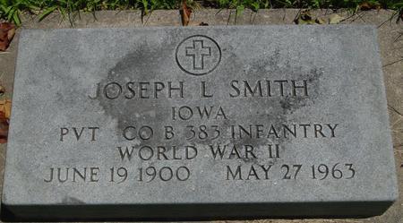 SMITH, JOSEPH L. - Ida County, Iowa | JOSEPH L. SMITH