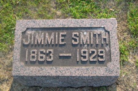 SMITH, JIMMIE - Ida County, Iowa | JIMMIE SMITH