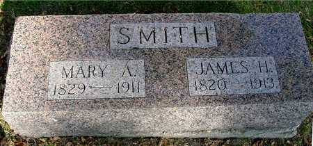 SMITH, JAMES & MARY A. - Ida County, Iowa | JAMES & MARY A. SMITH