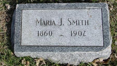 SMITH, MARIA J. - Ida County, Iowa | MARIA J. SMITH