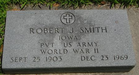 SMITH, ROBERT J. - Ida County, Iowa | ROBERT J. SMITH