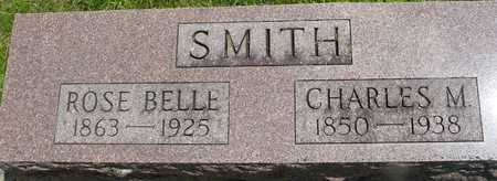 SMITH, ROSE BELLE & CHAS. - Ida County, Iowa | ROSE BELLE & CHAS. SMITH