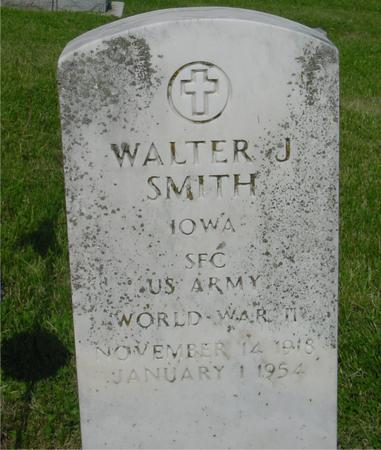 SMITH, WALTER - Ida County, Iowa | WALTER SMITH