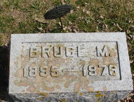 SNELL, BRUCE M. - Ida County, Iowa | BRUCE M. SNELL