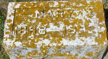 SNELL, MARY - Ida County, Iowa   MARY SNELL