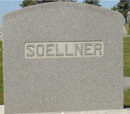 SOELLNER, FAMILY MARKER - Ida County, Iowa | FAMILY MARKER SOELLNER