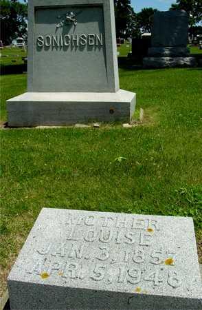 SONICHSEN, LOUISE - Ida County, Iowa | LOUISE SONICHSEN