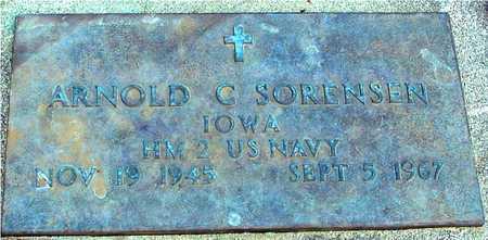 SORENSEN, ARNOLD C. - Ida County, Iowa | ARNOLD C. SORENSEN
