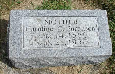SORENSEN, CAROLINE C. - Ida County, Iowa | CAROLINE C. SORENSEN