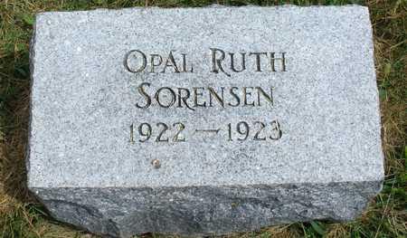 SORENSEN, OPAL RUTH - Ida County, Iowa | OPAL RUTH SORENSEN