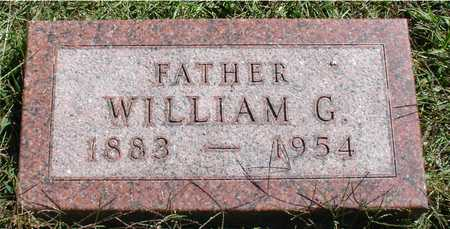 SORENSEN, WILLIAM G. - Ida County, Iowa | WILLIAM G. SORENSEN